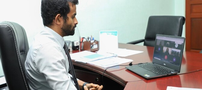 ARC Commences Sensitization Programme on Child Rights and Child Protection  for Officers of Maldives Correctional Service