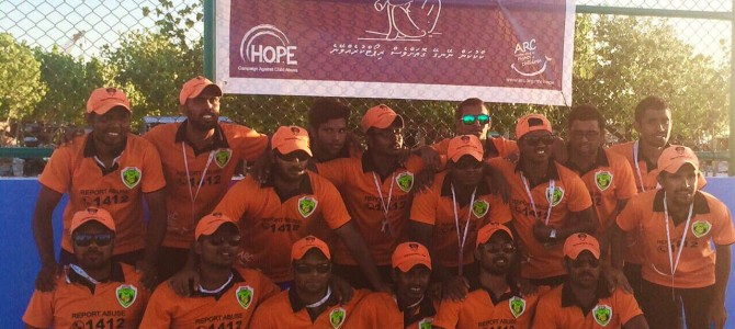 ARC conducts awareness sessions throughout Meemu Atoll in partnership with TFM FC and Police
