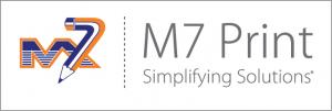 M7 Print Logo