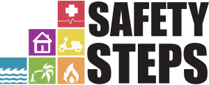 Safety Steps Logo